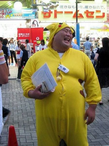 Cosplay Fails - Pokemon