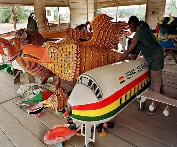 Ghana Coffins - Kane Kwei - collection 2
