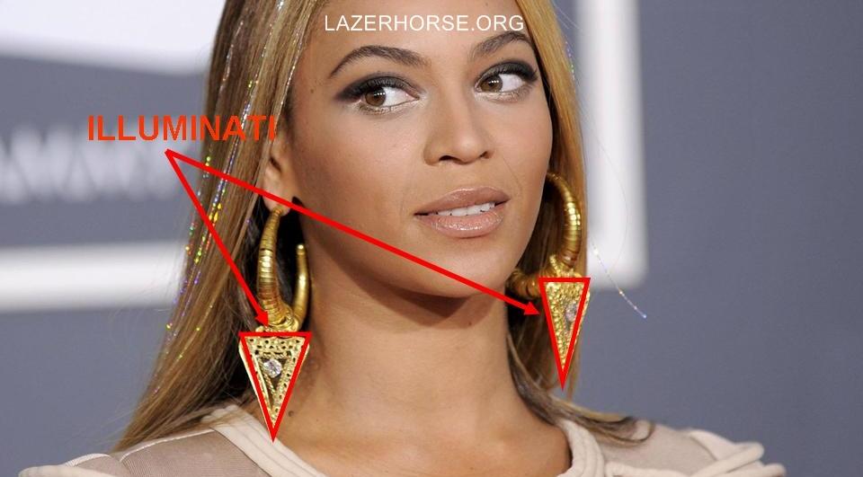 Illuminati Evidence Proof - Beyonce Satan