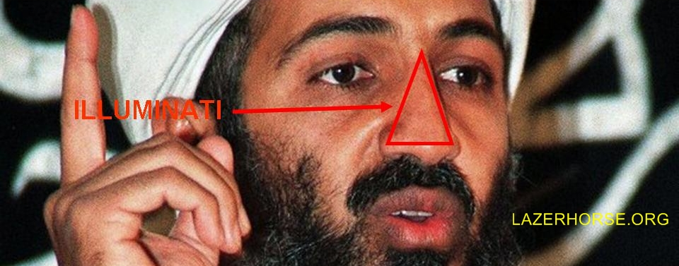 Illuminati Evidence Proof - Osama Bin Laden