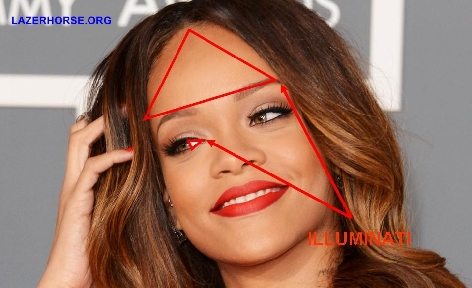 Illuminati Evidence Proof - Rihanna