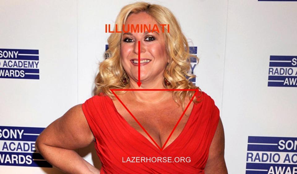 Illuminati Evidence Proof - Vanessa Feltz
