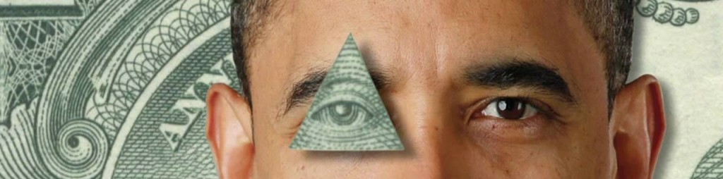Illuminati Money Obama All Seeing Eye