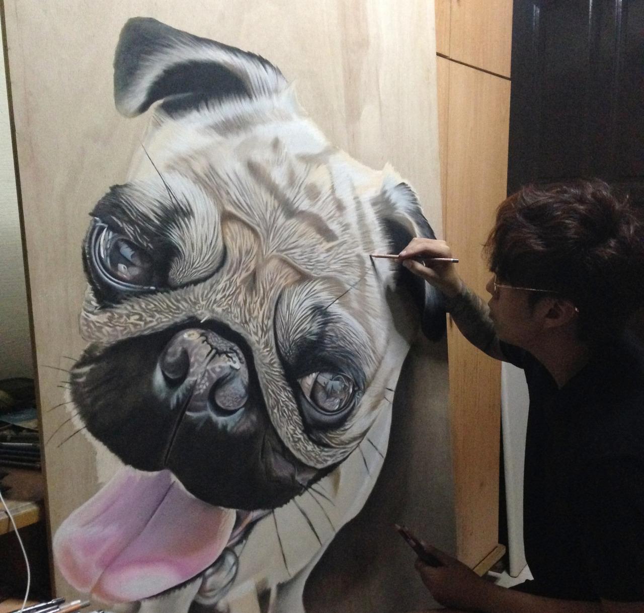 Ivan Hoo - Dog