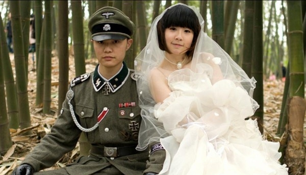 Korean Nazi Chic Fashion - Wedding Photo 5