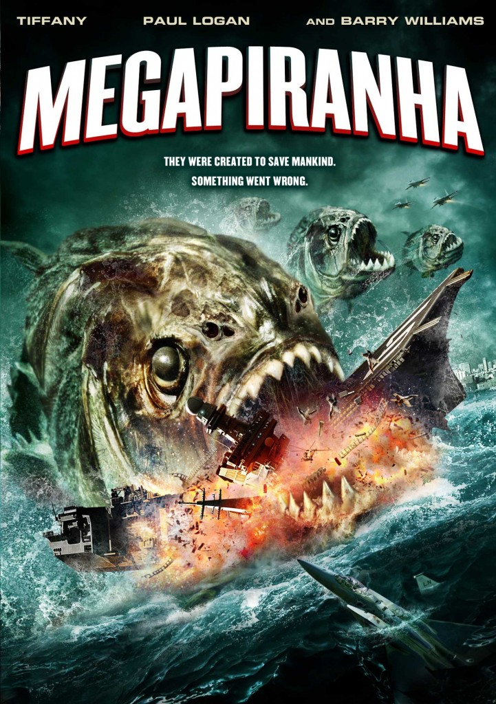 Mad Films - Mega Piranha