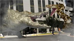 Mad Films - Mega Python vs. Gatoroid screen shot