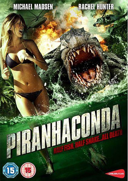 Mad Films - Piranhaconda