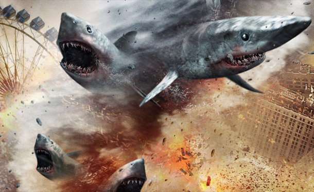 Mad Films - Sharknado 2 the second one