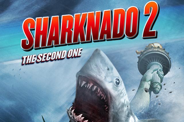 Mad Films - Sharknado 2
