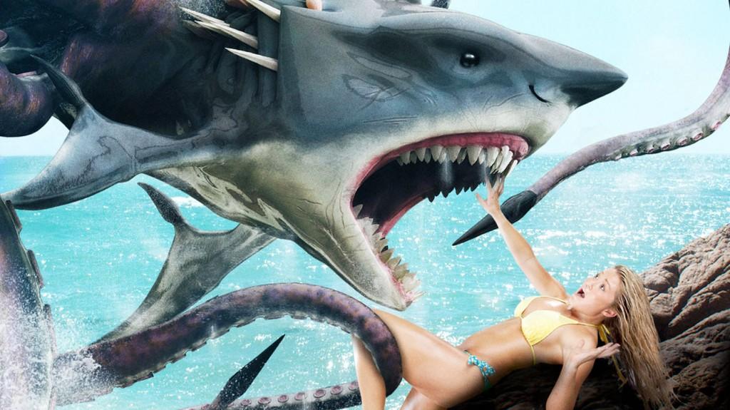 Mad Films - Sharktopus advert