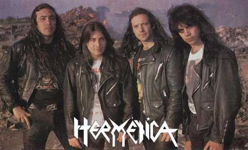 Metallers Global World Metal - Argentina - Hermética
