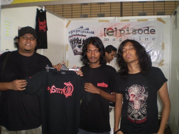 Metallers Global World Metal - Bangladesh - OstittO