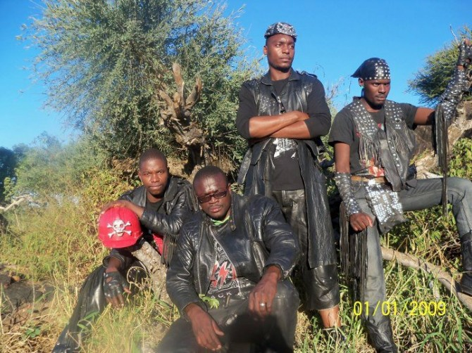 Metallers Global World Metal - Botswana - Overthrust