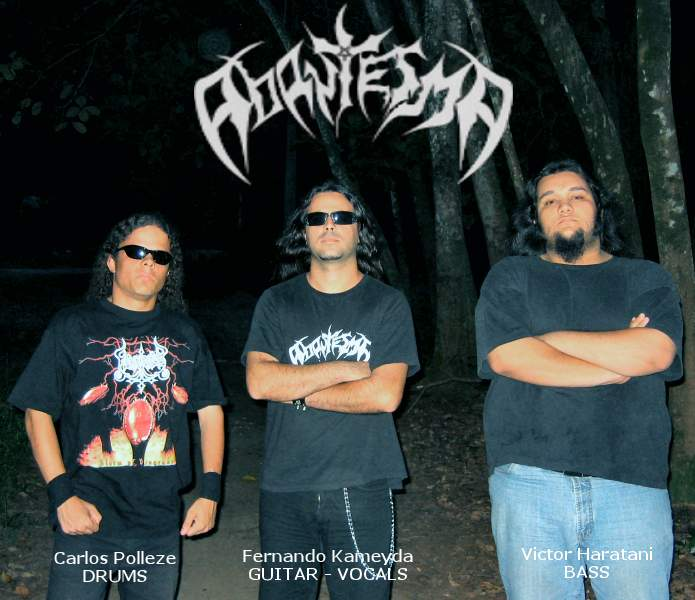 Metallers Global World Metal - Brazil - Abantesma