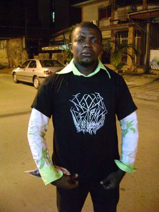 Metallers Global World Metal - Cameroon - Ngos'a Bedimo's