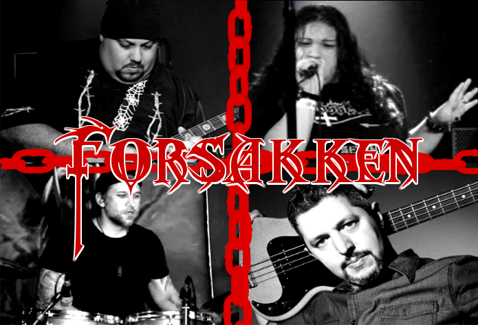 Metallers Global World Metal - Cook Islands Forsakken