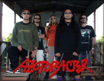 Metallers Global World Metal - Cuba - Azotobacter