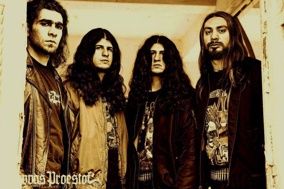 Metallers Global World Metal - Cyprus - Vomitile