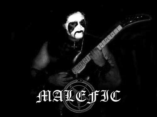 Metallers Global World Metal - Dominican Republic - Malefic