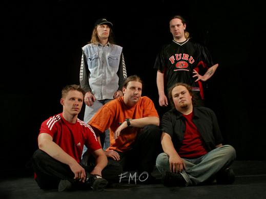 Metallers Global World Metal - Estonia - Finish Me Off