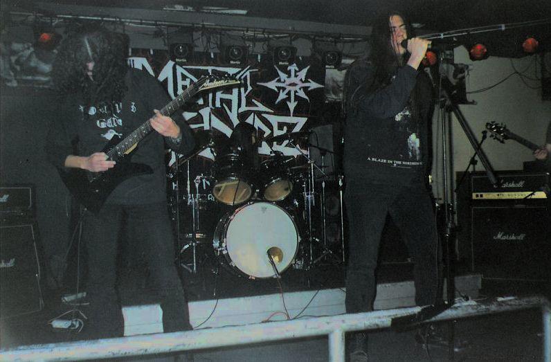 Metallers Global World Metal - Greece - Dark Messia