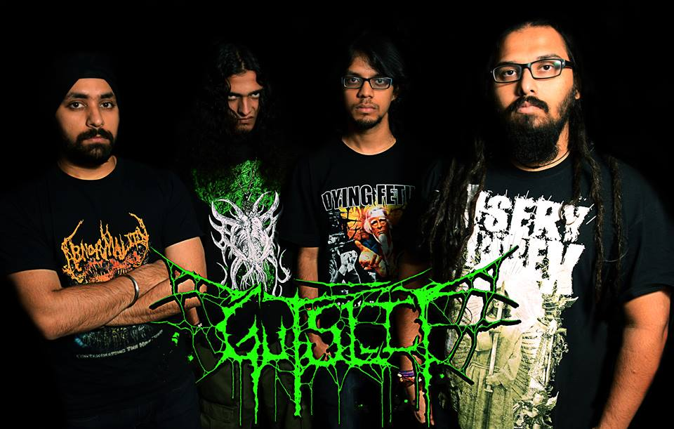 Metallers Global World Metal - India - Gutslit