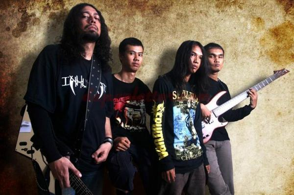 Metallers Global World Metal - Indonesia - Aaarghhh