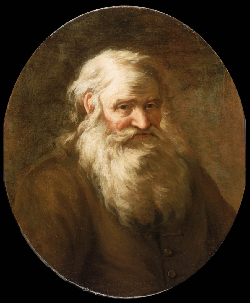 Paintings of Men With Beards - John Worley 1705