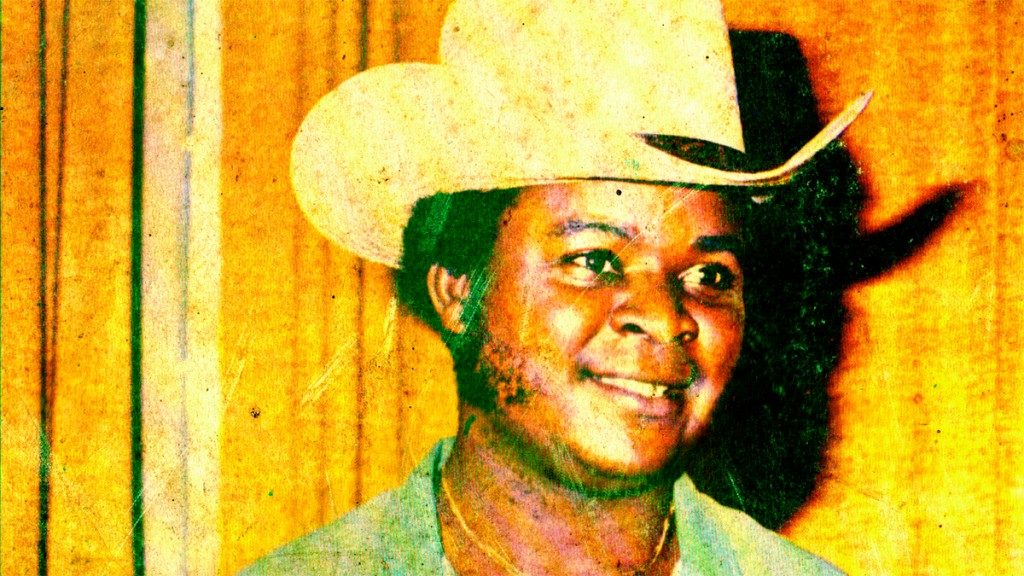 William Onyeabor - dude