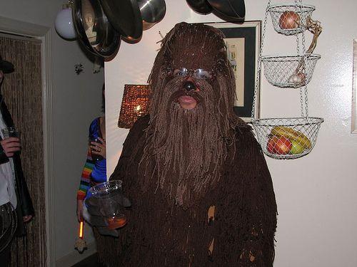 Worst Cosplay - Chewbacca
