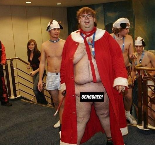 Worst Cosplay - Santa