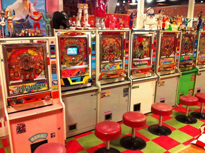 Pachinko A Very Japanese Gambling Addiction Lazer Horse
