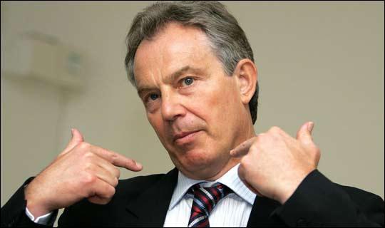 Arrest Tony Blair - citizens arrest