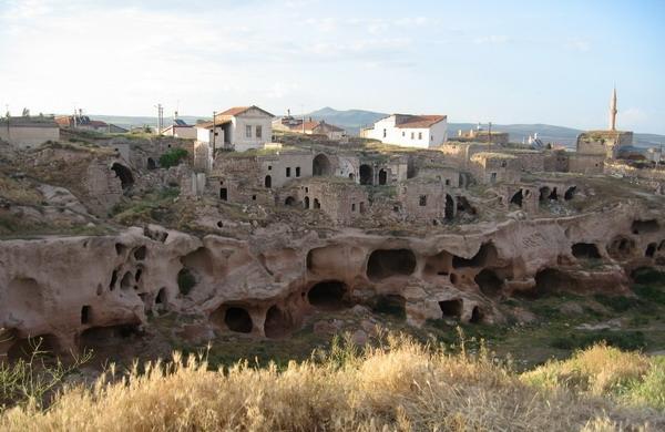 Cappadocia - Turkey Rock Formations - Özkonak