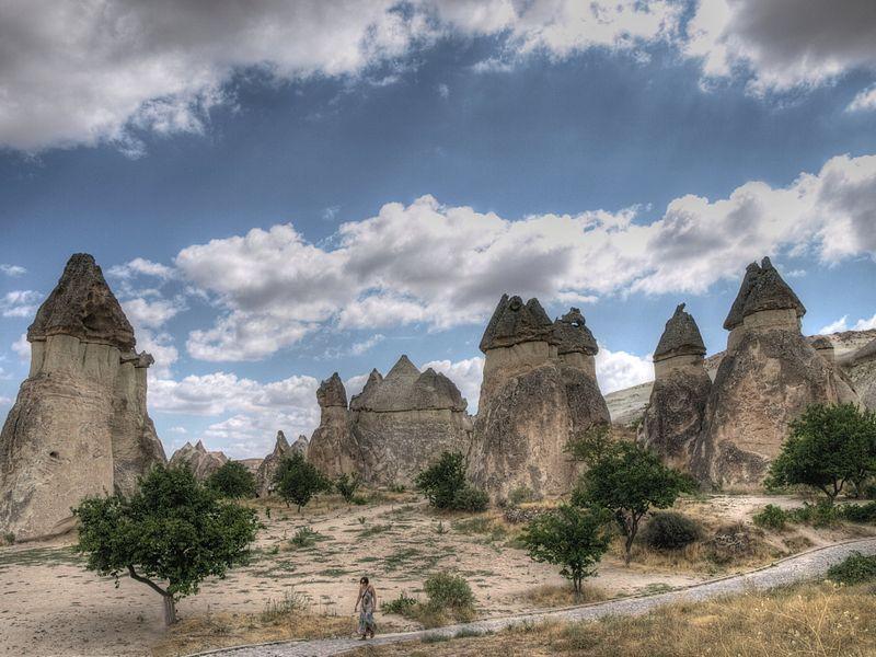 Cappadocia - Turkey Rock Formations - Ürgüp