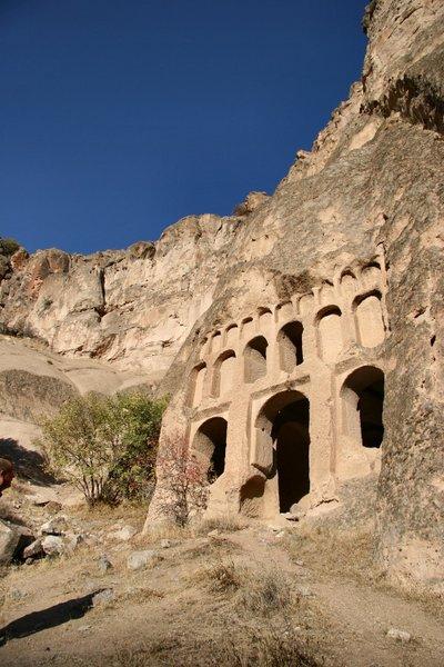Cappadocia - Turkey Rock Formations - Temple