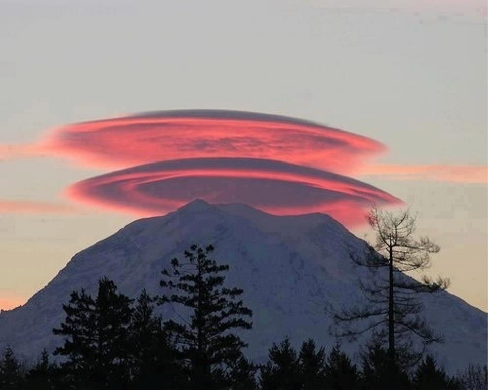 Clouds - How To Predict Weather - lenticular clouds