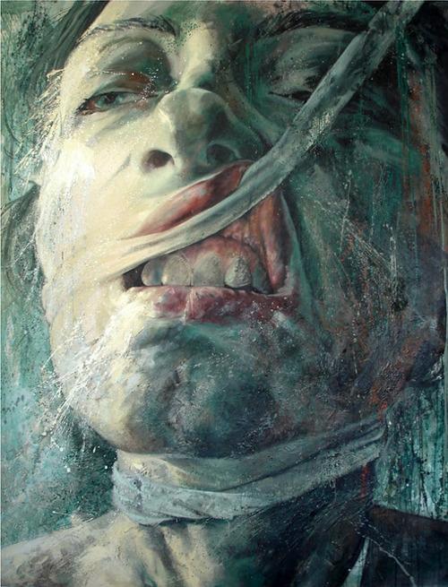 Dario Puggioni - Dark Art - Mother Medea