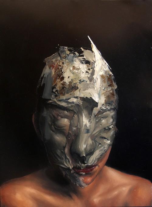 Dario Puggioni - Dark Art - Trasl VI, 2012
