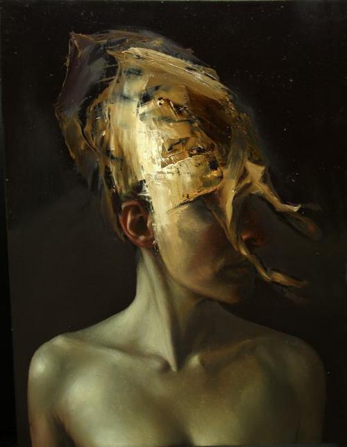 Dario Puggioni - Dark Art - woman