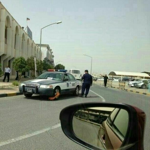 Dubai Madness - cops bust themselves