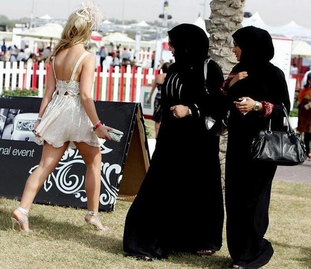 Dubai Madness - culture clash