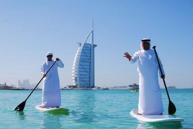 Dubai Madness - odd