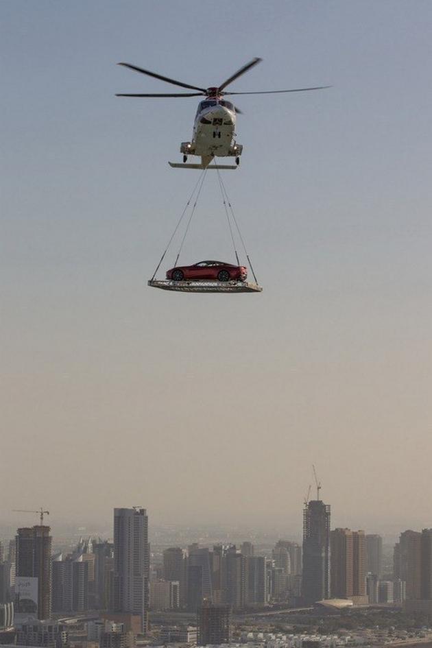 Dubai Madness - super car traffic jam solution