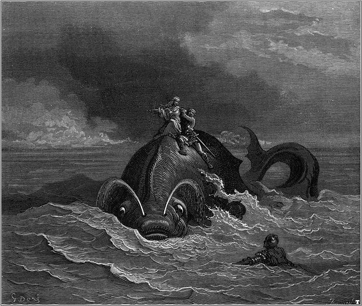 Gustave Dore - Orlando Furioso