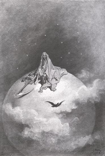 Gustave Dore - Raven