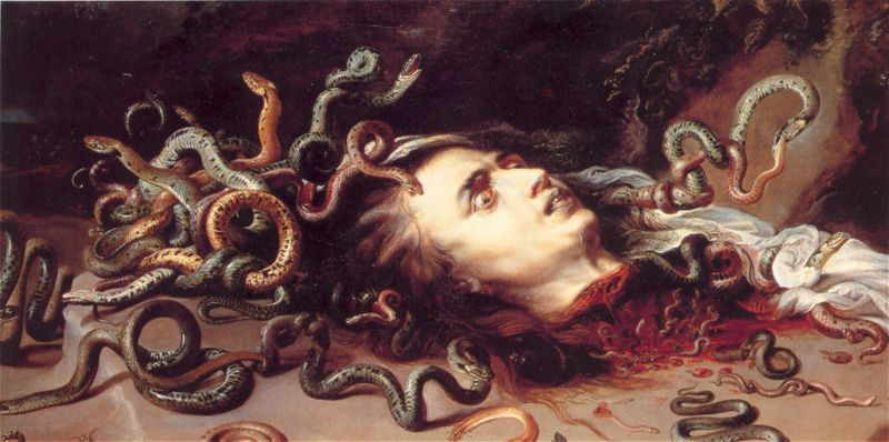Macabre and Beautifully Grotesque - Peter Paul Rubens