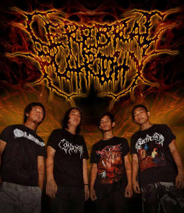 Metallers Global World Metal - Philippines - Cerebral Putridity