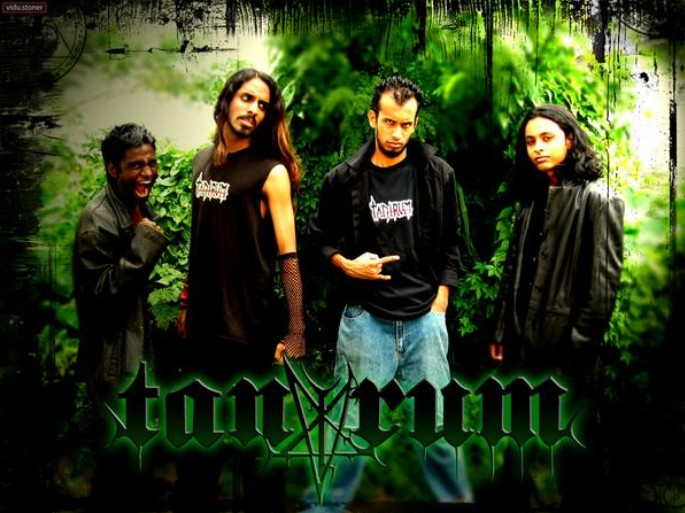 Metallers Global World Metal - Sri Lanka - Tantrum
